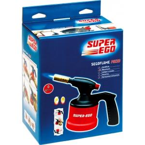 Газовая горелка SEGOFLAME PIEZO, без баллончика, SUPER-EGO, 3593100