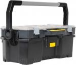 Ящик со съемным органайзером, STANLEY