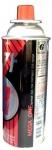 Баллон газовый (сжиженый) 220гр. Корея, для ламп МТ-55/75/95, цанговое соединение, FOXWELD