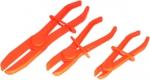 Зажимы для шлангов D 15-60мм.(3 шт.с фиксатором), АВТОДЕЛО, 30403