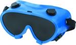 Очки защитные газосварщика закрытого типа, с непрямой вентиляцией, поликарбонат, СИБРТЕХ, 89149