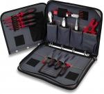 Набор профессионального инструмента SERVICE из 14 предметов в матерчатой сумке, CIMCO, 170996